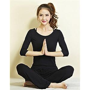peiwen Bequeme Yoga-Kleidung Anzug/einfarbig Slim/Fitness / Sportbekleidung