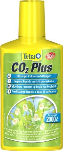 Tetra CO2 Plus flüssiger Kohlenstoff-Dünger für prächtige Aquarienpflanzen, 250 ml Flasche -