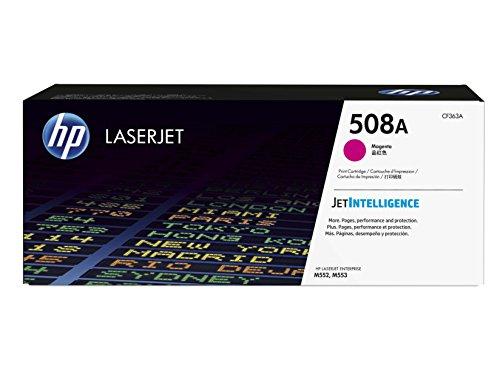 Preisvergleich Produktbild HP 508A (CF363A) Rot Original Toner für HP Color Laserjet Enterprise M552dn, M553, M577
