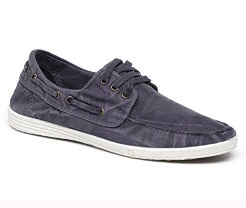 Natural World , Herren Sneaker, Blau - Marineblau - Größe: 44 EU (Größe 44 Herren)