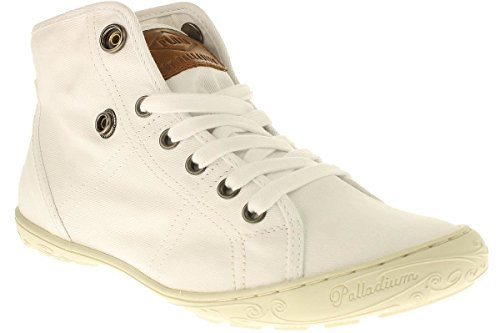 PLDM by Palladium Gaetane Twl, Baskets mode femme Blanc