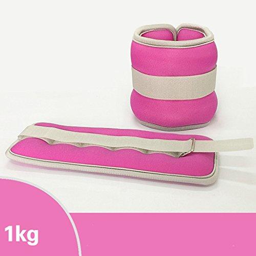yoga - matte Sandsack-Leggings in der Testlauf Gewicht tragenden verstellbaren Handgelenk gebundenen Hand Sandsäcke ( Farbe : J )