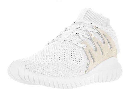 Mens Sneakers Pk Nova Primeknit Tubolare Esecuzione Adidas Bianche SqZxOzZw