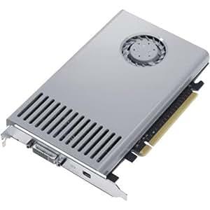 Apple NVIDIA GeForce GT 120 Carte graphique Interface PCI Express 2.0 Port Mini DisplayPort / DVI double liaison 512 Mo