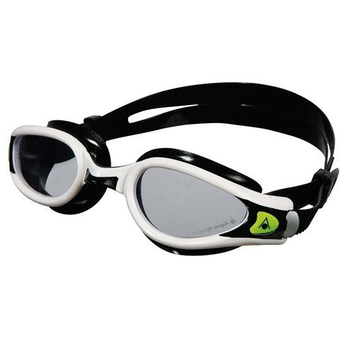 Aqua Sphere Kaiman Exo Regular Fit Clear - Gafas de natación, color negro