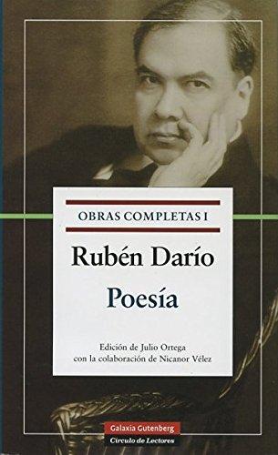 Poesía O.C.-1 Ruben Dario