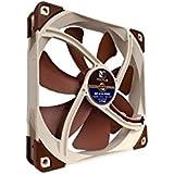 Noctua NF-A14 PWM Boitier PC Ventilateur - ventilateurs, refoidisseurs et radiateurs (Boitier PC, Ventilateur, Non pris en charge, Non pris en charge, Marron, Plastique)