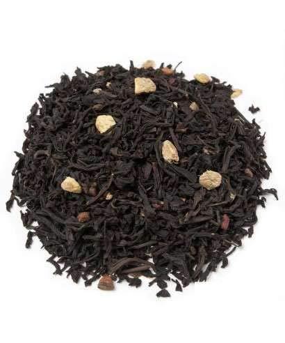 Aromas de Té - Té Negro Pakistan con Clavo Canela Cardamomo Vainilla Jengibre Aromas Naturales Digestivo Anti-inflamatorio sabor picante y fresco
