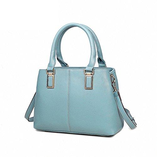 Borse tracolla/pu donna pelle bag/La versione coreana della borsa versatile elegante/ autunno tote bag-A A