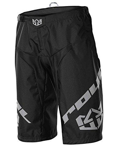 Royal Racing Racelite shorts Charcoal/Black