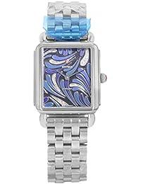 Michele Deco II Bijoux Diamond MWW06X000019 Stainless Steel Quartz Ladies Watch