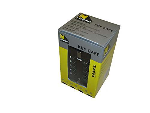 Combination Key Safe with Waterp...
