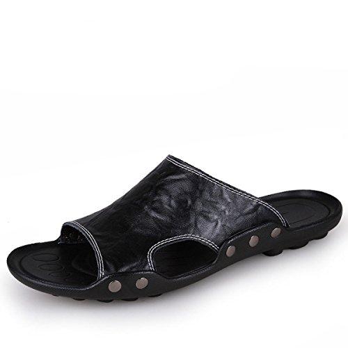 Herren Outdoor Waten Sandalen Strandschuhe Mehrfarbig Multi-size Black