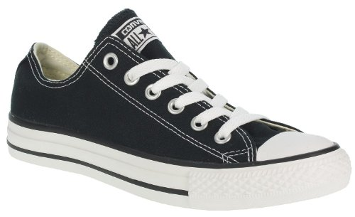 Converse Chuck Taylor All Star Core Lea Ox, Baskets mode mixte adulte