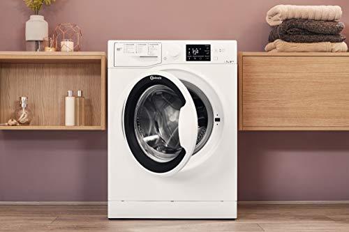 Bauknecht WM Pure 7G42 Waschmaschine Frontlader / A+++ -20% / 1400 UpM / 7 kg / Weiß / langlebiger Motor / Nachlegefunktion / Wasserschutz - 10