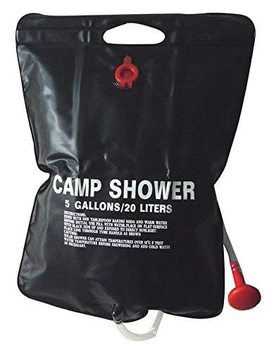 Camp shower Campingdusche Camping Solar Dusche Gartendusche 20 Ltr