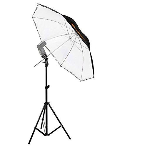 TARION® Reflexschirm und Durchlichtschirm 110cm