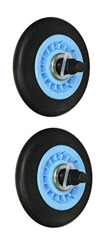 Noa Store DC97-16782einem Trockner DRUM Roller & Achse Ersatz für Whirlpool Maytag Samsung (Pack von 2) - Roller Maytag