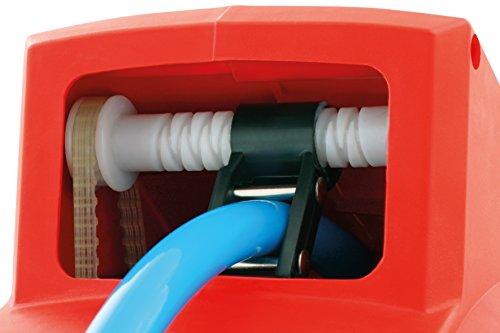 Automatischer Stromkabel Aufroller 10m, 230 V Stromkabel HO5RN-F, Aufroll-Automatik, Wickelrolle, Kabeltrommel, einfache Decken- oder Wandmontage, schwenk-und abnehmbar, Einsatz in Industrie und Werkstatt - 3