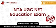 EduGorilla NTA UGC NET Education Exam Online Test Series | Unlimited Mock Tests and Speed Tests [3 Month Subsc