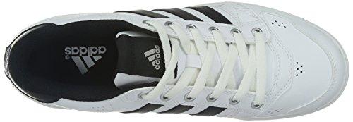 adidas Oracle V, Chaussures de Tennis Homme Blanc - WeiÃY (Running White Ftw / Black 1 / Metallic Silver)