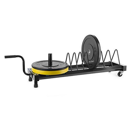 Capital Sports Plarak Hantelscheibenständer • 50 mm Ø • bis 500 kg