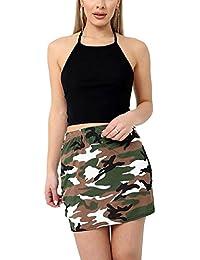 21c6ff7cb40c Suchergebnis auf Amazon.de für: Minirock Camouflage: Bekleidung