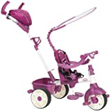 Little Tikes 4-in-1 Sports Edition Trike (Pink/ White)