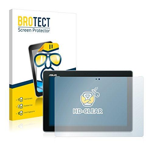 BROTECT Schutzfolie kompatibel mit Asus ZenPad 10 Z300M [2er Pack] - klarer Bildschirmschutz