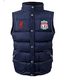 Liverpool FC - Chaleco acolchado oficial - Para niño