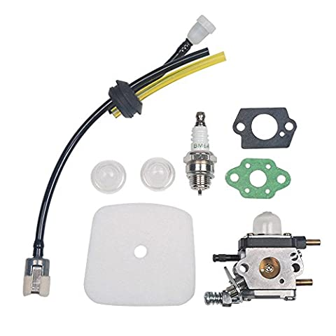 Beehive Filter Carburateur C1U-K54A Filtre à air Carburant Kit bougie