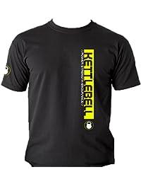 Pro elevador de pesa rusa camisetas. Tres Opciones de impresión de color