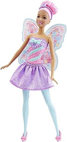 Barbie - DHM51 - Fée - Bonbons - Multicolore