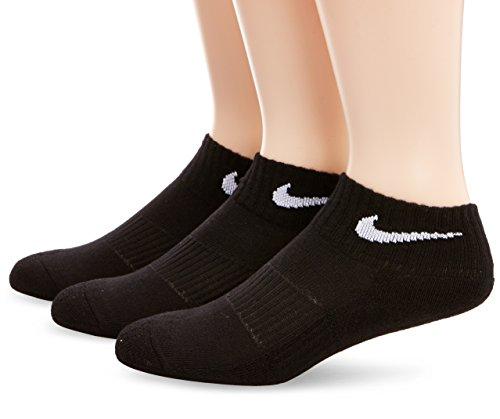 Nike-3PPK-Cushion-Quarter-Calcetines-unisex-paquete-de-3-unidades