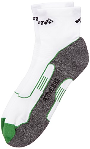 CRAFT 1900737 Be Active Bike Socks, 2900 white, 43-45 = L (Craft Bike Active)