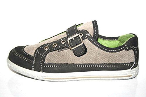 Ricosta Rym(M) 50206, Chaussures basses fille antra/smog