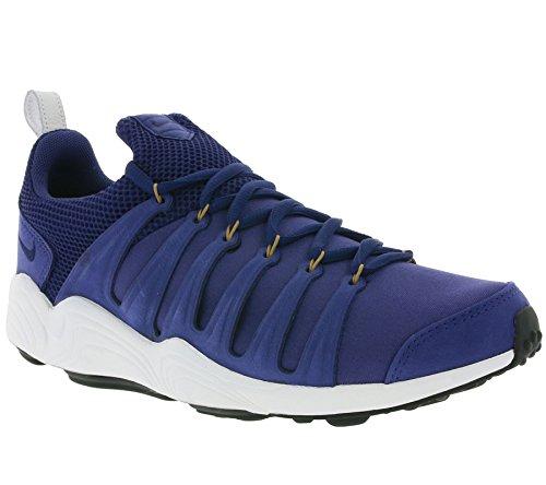 NIKE Air Zoom Spirimic Schuhe Sneaker Turnschuhe Blau 881983 401 Blau