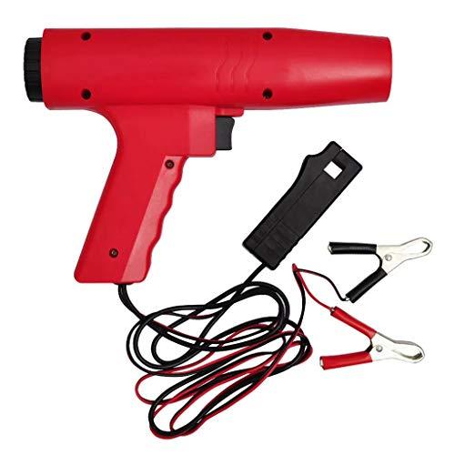 SOULONG Pistola stroboscopica Pistola d'accensione, 12v Luce Induttiva di Sincronizzazione Xenon per Auto