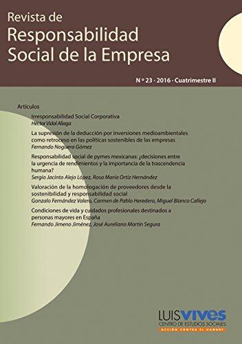 Responsabilidad Social de la Empresa 23