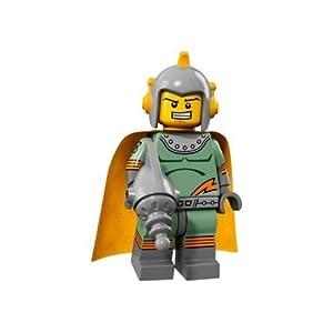 Lego Minifigures Series 17 - #11 RETRO SPACEMAN Minifigure - (Bagged) 71018 5060379585091 LEGO