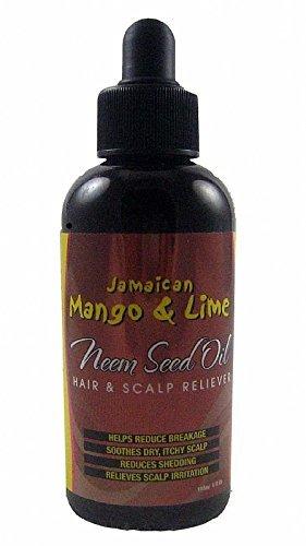 Jamaican Mango & Lime - Neem Seed Oil 118 ml