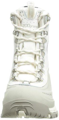 Columbia Bugaboot Plus II Omni Heat, Bottes de neige femme Blanc - Weiß (Winter White, Daybreak 139)