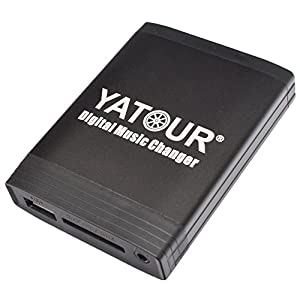 Yatour YTM06-MAZ2 digitaler Musikadapter USB SD AUX Adapter für Mazda 3 BL 5 CW 6 GH CX-5 CX-7 RX8 autoradio CD-Wechsler