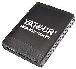 Yatour YTM06-TOY1 Adapter USB, SD, AUX, Adapter für Toyota und Lexus (big), Autoradio, digitaler Musikadapter, Autoradio