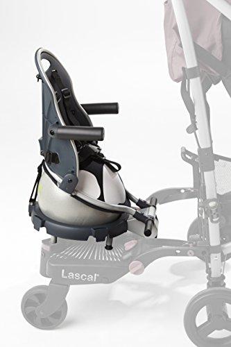 Buggypod Perle 'Clip On' Boardsitz und Sitzerhöhung für - Stuhl Aufblasbare Cafe