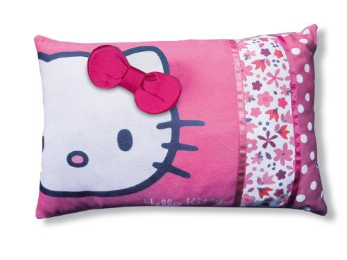 CTI 038779 Kissen Hello Kitty Flora / 28 x 42 cm