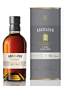 Aberlour Casg Annamh Batch 1 Single Malt Whisky by Aberlour