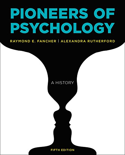 Pioneers of Psychology (Pioneer Lane)