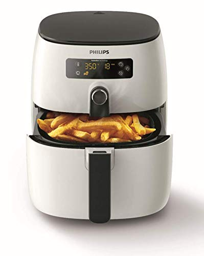 Philips Friggitrice Airfryer HD9640/00 Friggitrice Low-Oil e Multicooker, 1425 W, 0.8 kg, Bianco