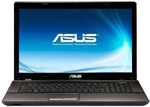 Asus X73BR-TY010 43,9 cm (17,3 Zoll) Notebook (AMD E-450, 1,6GHz, 4GB RAM, 320GB HDD, Radeon HD 7470M, DVD, DOS)